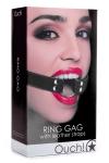 Baillon BDSM Ring Gag - Ouch!