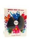 Oeuf vibrant télécommandé Magic egg 3 - noir