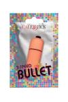 Mini vibro Bullet orange 3 vitesses - CalExotics