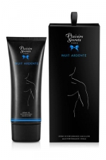 Creme Performance Masculine Nuit Ardente