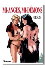 Mi-Anges mi-Démons : Deux femmes laissent libre court à leurs fantasmes les plus débridés.