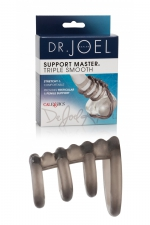 Cockring Support Master triple smooth