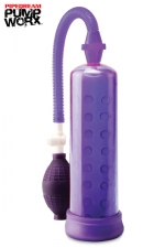 Silicone power pump - Pipedream : Une pompe à pénis en silicone pour développer et stimuler votre sexe, par Pipedream Pump Worx,.