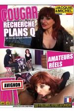 Cougar recherche plans Q : DVD sp�cial amatrices avec Avril, une cougar d'Avignon qui aime initier les jeunes au sexe.
