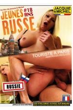Jeune russe 18 ans : Quand une belle Touriste russe en vacances à Paris rencontre l'équipe de Jacquie et Michel...
