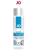 Lubrifiant H2O effet frais 120 ml : Le lubrifiant de référence de System Jo, à base d'eau en version rafraichisante.