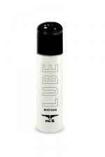 Lubrifiant  Mister B LUBE (100 ml) : Lubrifiant intime haute qualité à base d'eau ayant un des meilleurs rapport qualité / prix du marché.