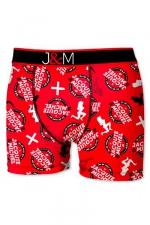 Boxer J&M modèle 6 : Ne loupez jamais une belle occasion de montrer votre... Boxer (modèle 6) Jacquie et Michel.