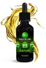 Huile de CBD Spectrum Jacquie et Michel - Nature : Huile essentielle au CBD, aux saveurs et aux vertus exceptionnelles, parfum nature, par Jacquie et Michel.