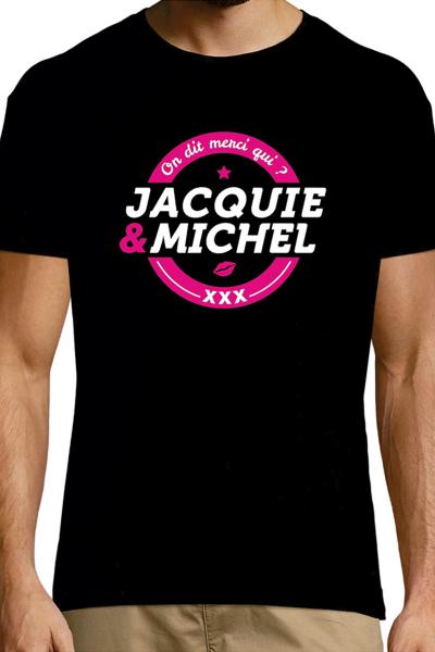 T-shirt Jacquie & Michel n°4