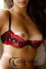 Soutien gorge demi sein Victoria : Soutien Gorge demi sein qui sublime la poitrine, r�alis� dans un superbe tulle brod� haut de gamme.