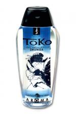 Lubrifiant Toko Aroma - fruits exotiques : Lubrifiant intime à base d'eau, aromatisé aux fruits exotiques, pouvant être léché, par Shunga, le spécialiste du plaisir intime.