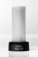 Tenga 3D Zen : Le masturbateur Tenga 3D de nouvelle génération avec une texture douce, à la fois stimulante et apaisante.
