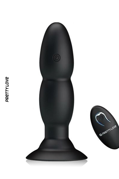 Plug anal Pretty Love Beaded
