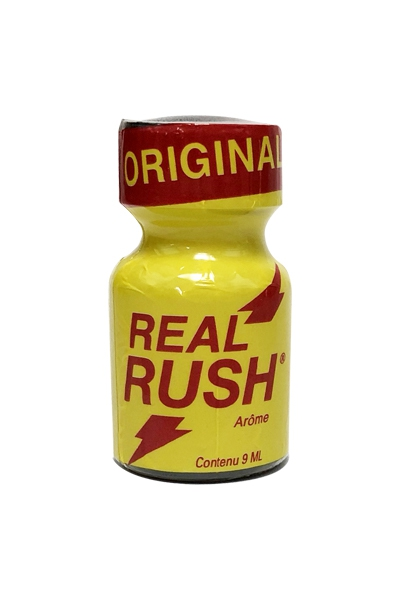 Poppers Real rush original 9 ml