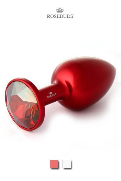 Rosebud Aluminium Red Medium