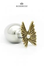 Rosebud Butterfly : Butterfly, un papillon à l'éclat discret pour butiner votre fleur intime.