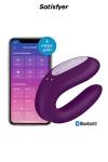 Stimulateur Double Joy violet - Satisfyer